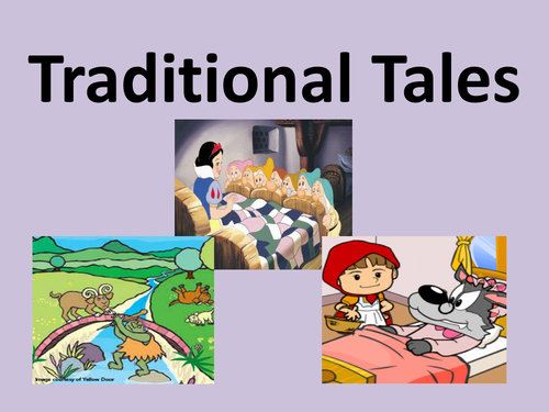 An introduction to traditional tales