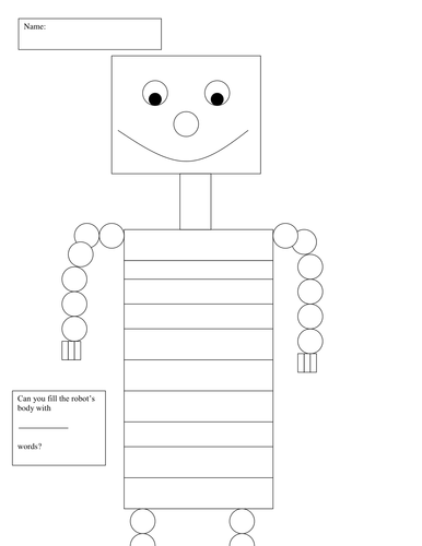 Spelling Robot