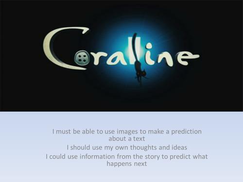 Coraline Gaimen Introduction Lesson
