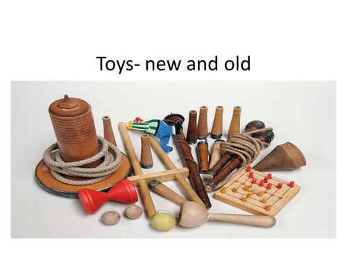 Toys in history