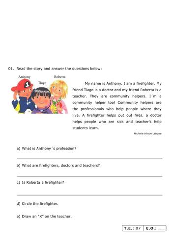 3rd Grade Readling review