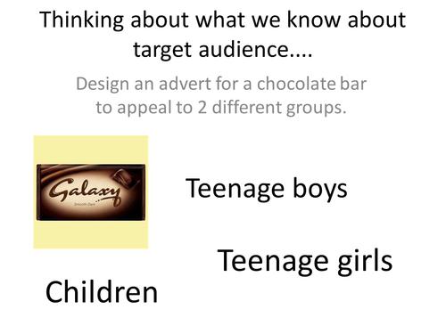 Media Moguls - Target Audiences