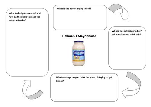 Media Moguls - Hellman's Advert Analysis