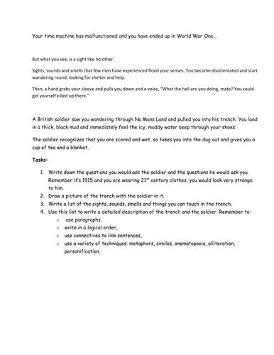 English Booster Scheme - Writing styles
