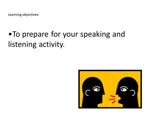 Parole Officer- Argumentative Speech