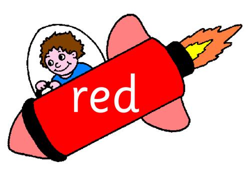 Color Rockets