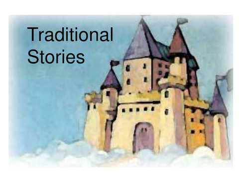 Features of Traditional Stories Quiz