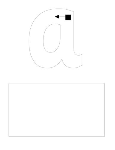 Letter Formation