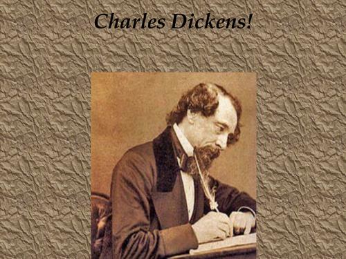 Dickensian characters