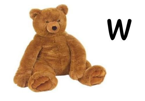 Teddy Bear Treasure Hunt