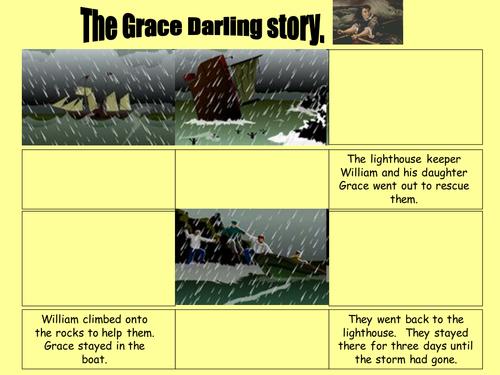 Grace Darling English Lesson