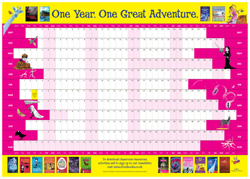 Calendar Poster