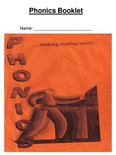 phonics / language workbook