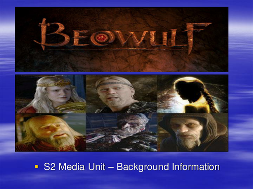 Beowulf PowerPoints