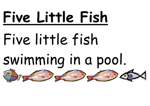 Rhymes for infants