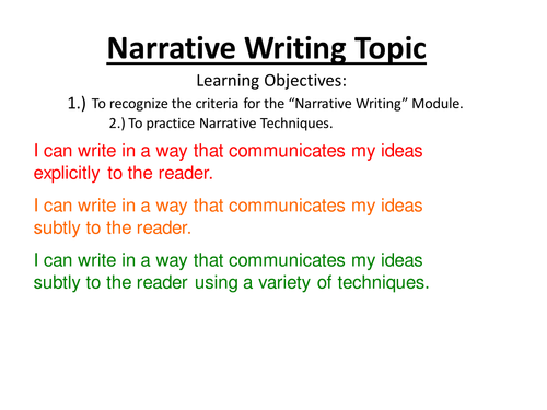Easy Tips on How to Write a Narrative Essay Introduction