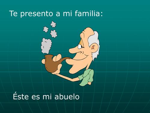 La familia/ The family