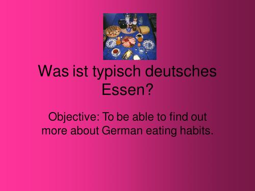 stereoptyp was ist typisch deutsch by uk teaching resources tes. Black Bedroom Furniture Sets. Home Design Ideas