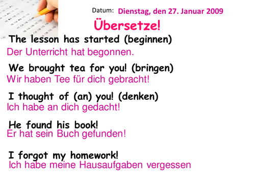 german perfect tense verbs with sein by sorymo teaching resources. Black Bedroom Furniture Sets. Home Design Ideas