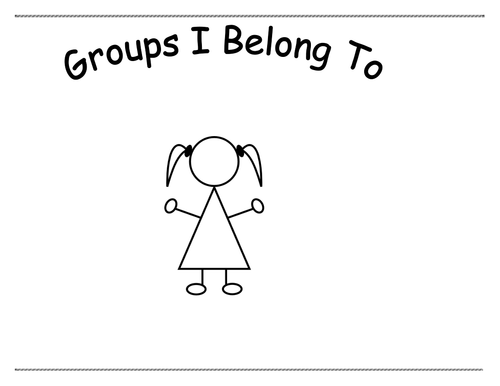 RE Year 3 Can I understand the importance of belonging to