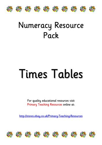 Instruction genre checklist mat by shelleymccuk teaching for 85 times table