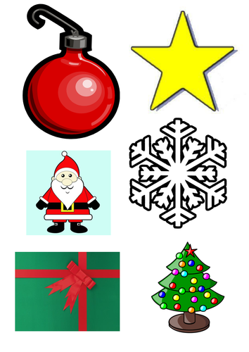 Printables Christmas Fractions maths christmas fractions worksheet by zand90 teaching resources tes