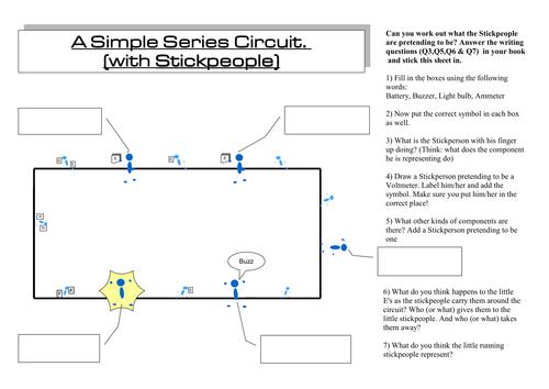 Stickperson Circuit handout