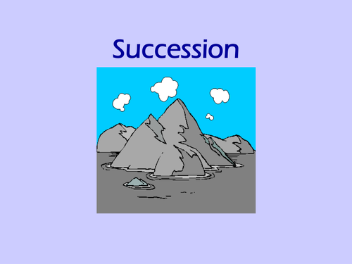 Succession PowerPoint