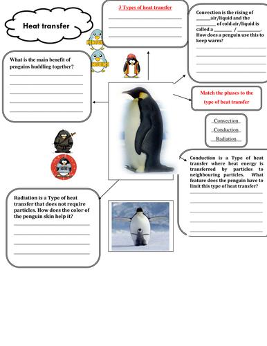 Multiplication Worksheets Printables Word Penguin Heat Transfer Worksheet By Jenninja  Teaching Resources  Tes Free Printable Alphabetical Order Worksheets with Printable Gcse Maths Worksheets Word  Noun Practice Worksheet Excel