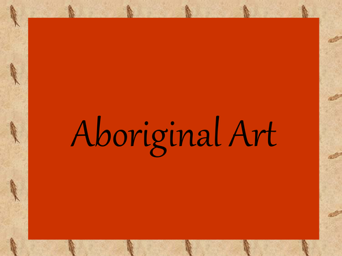 Examples of aboriginal dot painting by wilsonar teaching examples of aboriginal dot painting by wilsonar teaching resources tes toneelgroepblik Choice Image