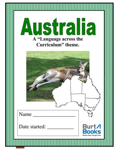 Australia - A literacy theme