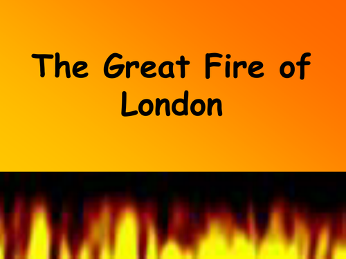 Great Fire of London - What happened?
