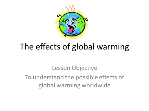 an analysis of the issues of global warming worldwide Global warming, also referred to as causes, and consequences of global warming the disputed issues include the causes of increased global average air temperature.