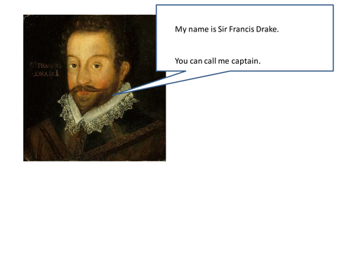 Heroes francis cassavant by jamestickle86 teaching for Fun facts about drake