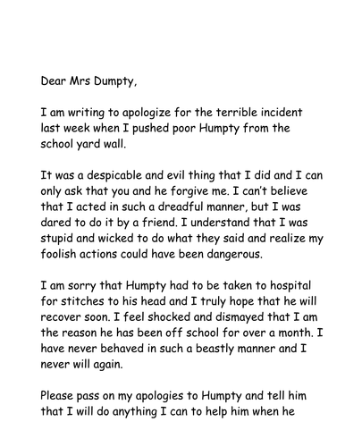 Sorry Letter To A Friend from dryuc24b85zbr.cloudfront.net