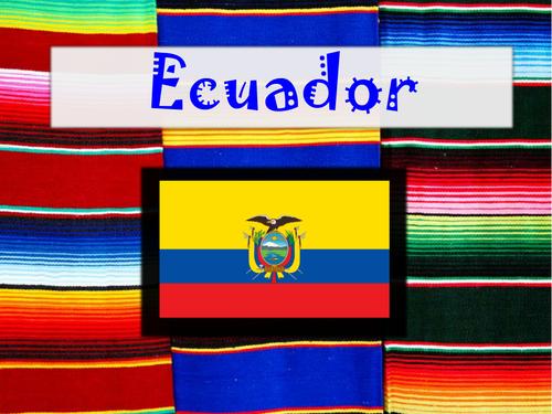 Ecuador Presentation