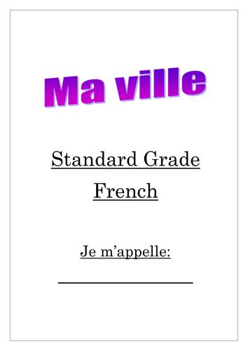 Ma Ville Workbook