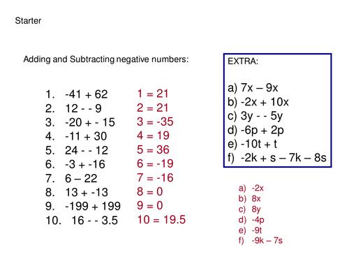 All Worksheets Multiplying And Dividing Positive And Negative – Adding Positive and Negative Integers Worksheet
