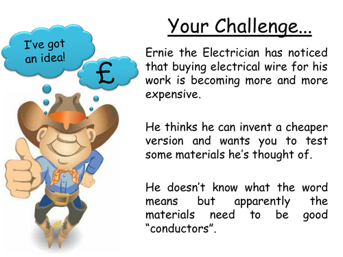 Conductors and Insulators by Hamish1979 Teaching Resources TES – Conductors and Insulators Worksheet