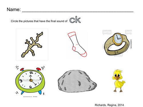 Digraph CK