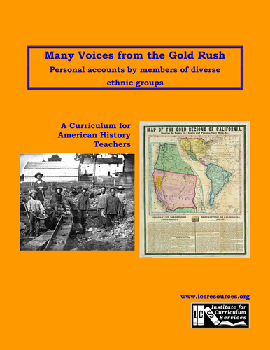 Many Voices From The Goldrush