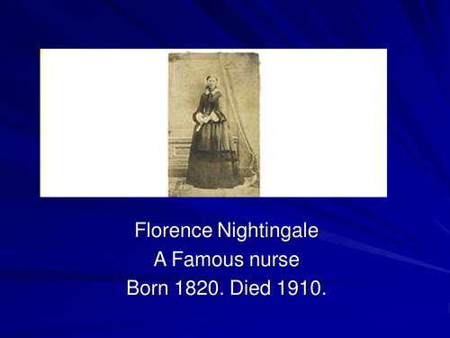 Florence Nightingale PPT
