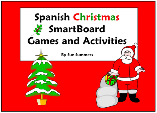 Mommy Maestra: Free Christmas Board Game in Spanish