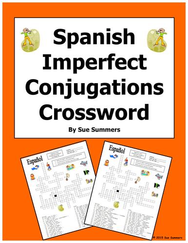 Er Conjugation Imperfect