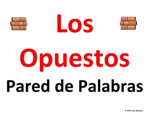 Sue Summers Shop Teaching Resources TES – Spanish Prepositions Worksheet