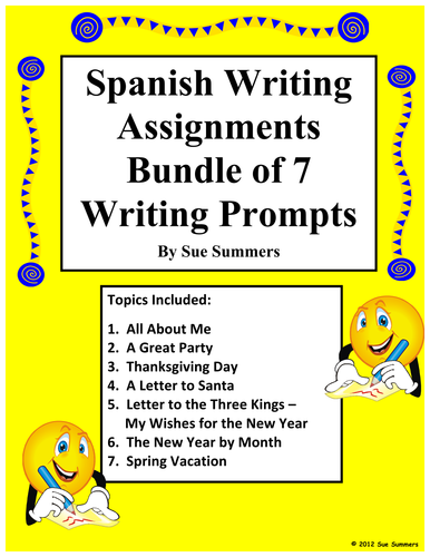 summer vacation writing prompts