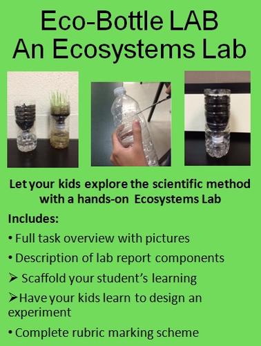 bottle ecosystem lab report
