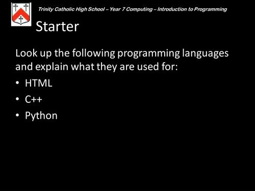 Python SOW