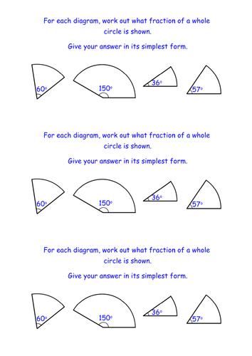 Areas Of Sectors And Lengths Of Arcs Lesson By