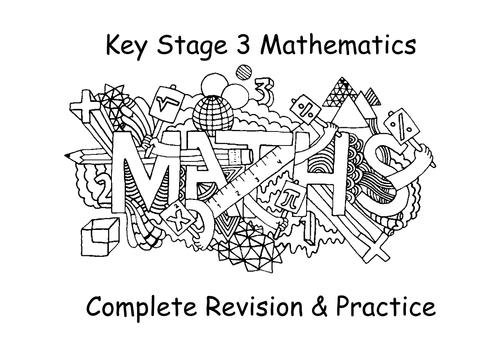 Free Massive Maths Revision Powerpoint KS3 GCSE Over 100 Slides – Maths Revision Ks3 Year 9 Worksheets